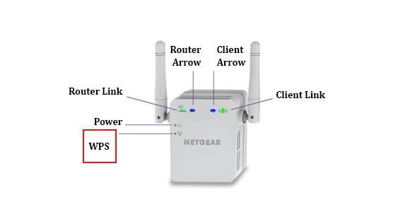 Netgear EX3110 Setup