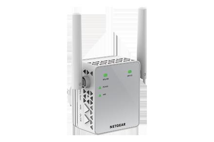 Netgear EX3700 AC750 Setup